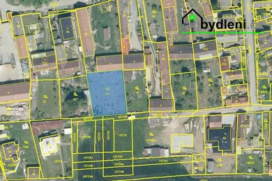 Prodej, Pozemky - zahrady, 600m² -, Ev.č.: 00702