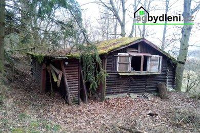 Prodej samoty s chatou a pozemkem o výměře 931 m² - Chválenice - Želčany, Ev.č.: 00705