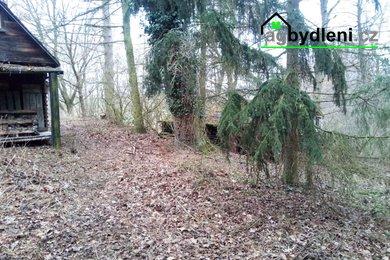 Prodej samoty s chatou a pozemkem o výměře 931 m² - Chválenice - Želčany, Ev.č.: 00707