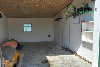 Prodej, Garáže, 23m² - v Hrádku u Rokycan, Ev.č.: 00723