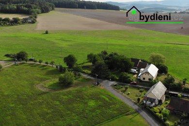 Prodej, pozemky pro bydlení, 1700 m² ,Švihov ,Kamýk okres Klatovy, Ev.č.: 00728