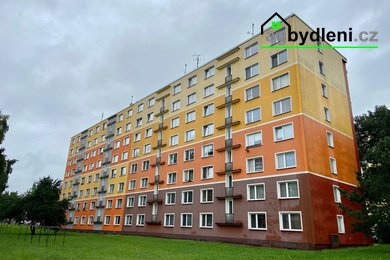 Prodej, Byty 4+1, 78 m², Palackého ul. -  Cheb, Ev.č.: 00747