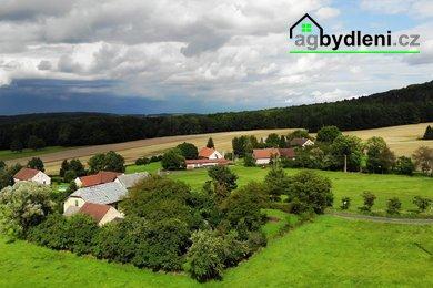 Prodej, pozemky pro bydlení, 1600 m² ,Švihov ,Kamýk okres Klatovy, Ev.č.: 00754