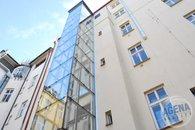 Nový výtah na čip, který zaručuje pohodlí a soukromí pro nově vzniklé byty