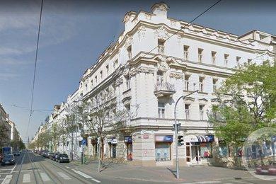 Pronájem, Obchodní prostory, 158m² - Praha - Vinohrady, Ev.č.: 1807