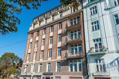 Pronájem, Kanceláře, 31m² - Praha - Nové Město, Ev.č.: 1825