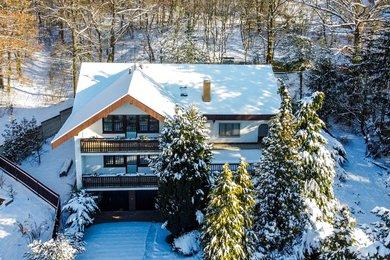 Rodinná vila u lesa, UP 520m² - Praha 5 Stodůlky/Motol, Ev.č.: 21001