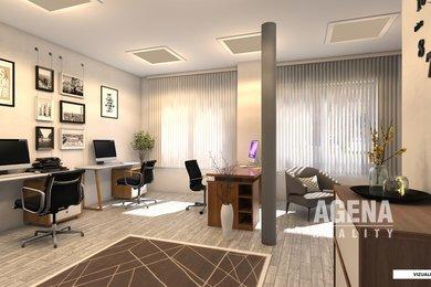 Pronájem kanceláře o výměře 34m2 a společné prostory, atraktivní lokalita, Říčany, Praha-východ, Ev.č.: 21005