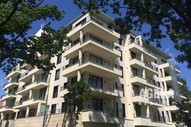 Prodej luxusního bytu 3+kk, 115 m2, terasa, lodžie, garážové stání a sklep, s výhledem do parku Kajetánka, Radimova, Praha 6 - Břevnov, Ev.č.: 21007