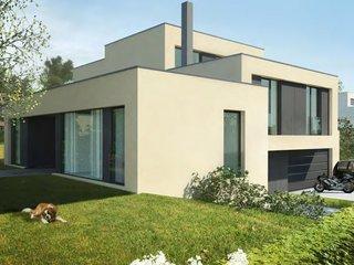 Prodej projektu a hrubé stavby luxusní vily Na hvězdárně Praha 5 Chuchle