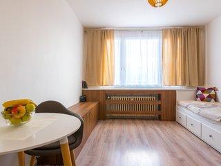 Prodej bytu 1+kk v Modřanech - Praha 4