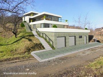 Prodej stavebního pozemku 2735 m2 k bydlení v Blučině