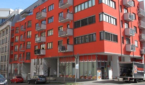 Prodej parkovacího stání č. 26, 14m² - Praha - Nusle