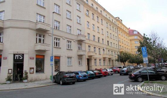 Pronájem, Byty 1+kk, 25m² - Praha - Vinohrady