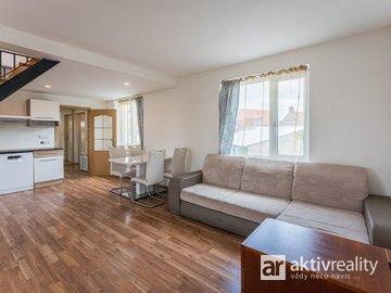 Byty 3+kk,mezonet, 90 m², OV , novostavba - Mělník