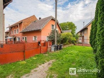 Prodej rodinného domu, Obec Ostrý, velmi klidná lokalita, hypotéka možná
