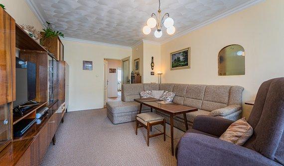 Prodej, Byty 3+1, 79 m² - Praha, Boháčova, lodžie