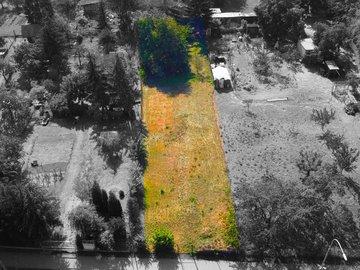 Stavební pozemek, 863m2, Horní Počaply, okres Mělník
