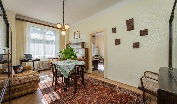 Byty 3+kk, 73 m², OV, Praha 2 - Vinohrady