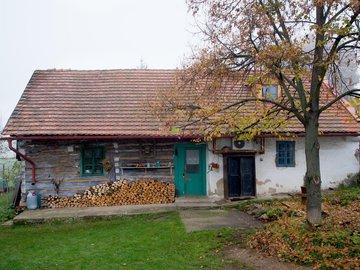 Prodej hezké chalupy, 120m² podlahové plochy - Bystřice - Božkovice