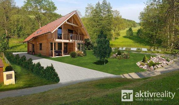 Prodej, Pozemky pro bydlení, 1228m² - Janov