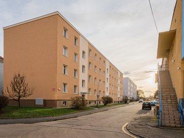 Prodej, cihlový byt 2+1 po rekonstrukci, Mělník