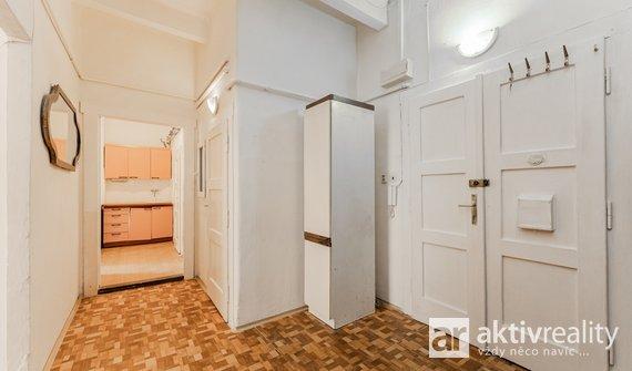 Pronájem bytu 2+1, 50 m2,  Praha - Vysočany