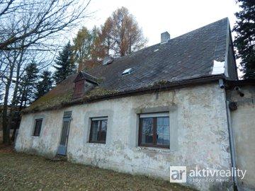Prodej, Chalupa 150 m2, pozemek z zastavění 4310m² - Nová Ves v Horách - Mikulovice