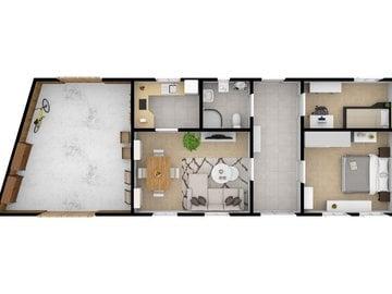 Prodej, Chalupa, 140m² - Vlašim - Domašín