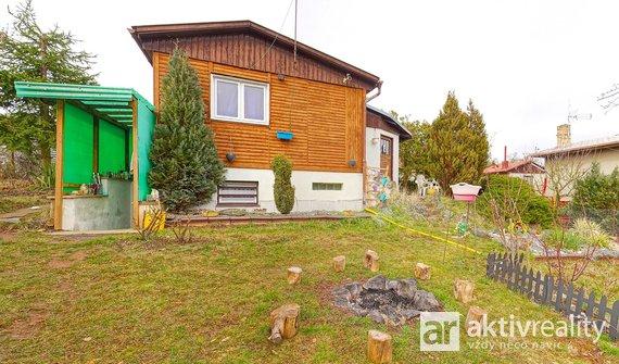 Prodej, Chata, 46m² + pozemek 373m2 - Svinařov