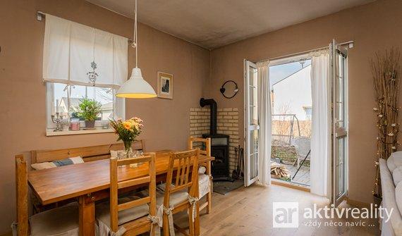 Prodej krásného, útulného, rodinného domu 5+1 95m2  , pozemek 249m2