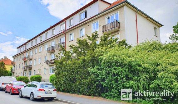 Prodej, cihlový byt 2+1, Mělník, osobní vlastnictví