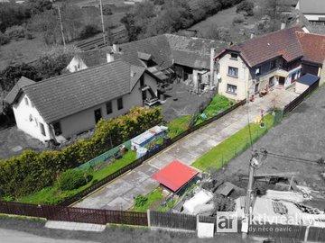 Rodinný dům 4+1, Malý Újezd, okres Mělník