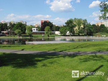 Pronájem bytu 1+kk, 29m² - Praha 4 Hodkovičky