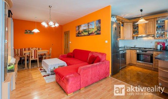 Prodej hezkého bytu 3+kk, 79m², družstevní - Neratovice