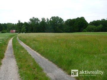 Prodej louky, Pozemky - trvalý travní porost, 3590 m² - Ledce, Mladá Boleslav