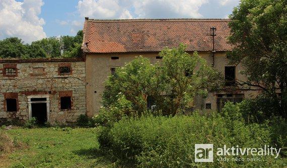 Prodej, Zemědělská usedlost, pozemek  1836 m² - Blšany - Liběšovice