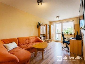 Družstevní byt 2+1/L, 48 m² - Neratovice
