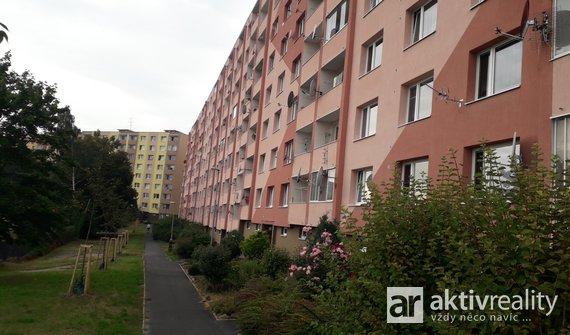 prodej, družstevní byt 3+1+L 78 m2, K. Marxe , Jirkov
