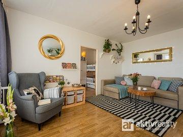 Prodej, byt 3+1, Praha - Braník