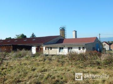 Prodej, Výrobní a skladovací areál 1274 m², pozemek 8116 m2 - Žim, okr. Teplice