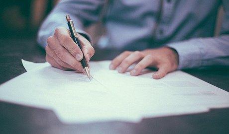 Rezervační smlouva a její náležitosti