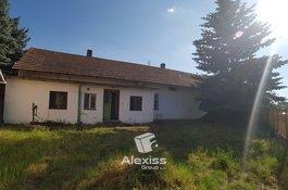 Prodej chalupy 3+1, pozemek 1552 m2 , stodola, garáž, Budiměřice, Nymburk