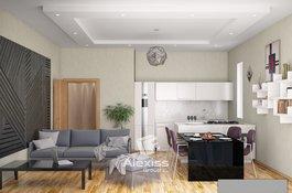Prodej bytu 1+kk, 57 m2, v Karlíně, v těsné blízkosti centra Prahy