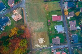 Prodej stavebního pozemku 1035 m² - Louňovice, Praha-východ