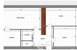 prodej bytu OV, 3+1, 68 m2,  Hurbanova 10, Praha 4-Krč