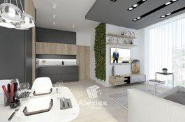 Prodej bytu 2+kk/L, 56 m2, parkování, sklep, v Karlíně - centrum Prahy