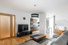 Nabídka prodeje bytu v OV, 3+kk/T, 100 m2, rezidence Central Park Praha na Žižkově