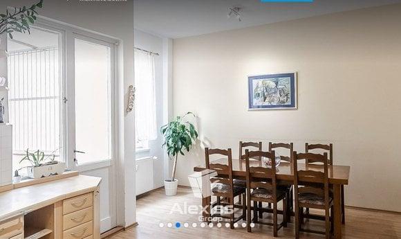 Prodej bytu OV, 5+2x balkon, 235 , Praha - Nové