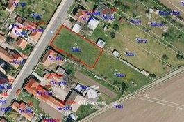Prodej,  pozemek,  pro bydlení, 882m² - Oskořínek - okres Nymburk